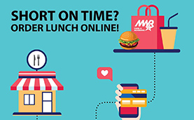Buy Your Time & Lunch!