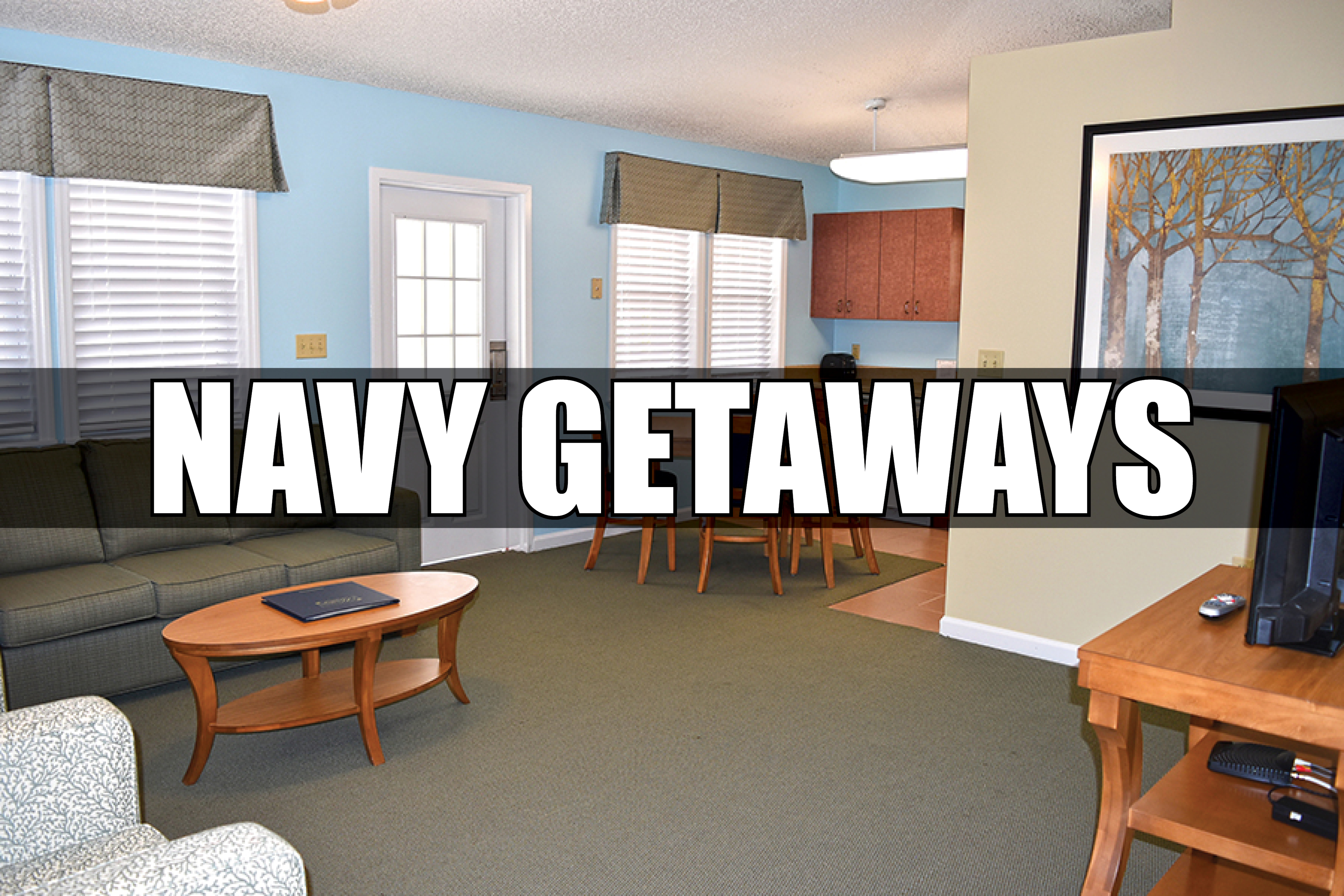 Navy Getaways Survey